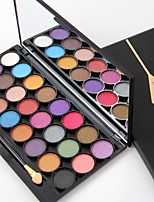 24 Eyeshadow Palette Shimmer Eyeshadow palette Powder Daily Makeup Halloween Makeup Party Makeup Fairy Makeup Cateye Makeup Smokey Makeup