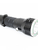 LED Flashlights/Torch - 1200 Lumens 3 Mode - No Portable Easy Carrying High Quality Anti-skidding for Camping/Hiking/Caving Everyday Use