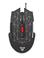 Fantech X7 Wired Gaming Mouse Mice 6 Buttons Optical Computer Mouse with 4800DPI Adjustable Backlight