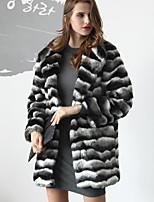 Женская накидка Пальто / Куртки Искусственный мех Свадьба Вечеринка / ужин