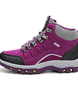 Hiking Shoes Running Shoes Mountaineer Shoes Women's Leisure Sports Nubuck leather Rubber Hiking Trail