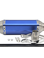 51 Motorcycles Exhaust Mufflers Stainless steelforMotorcycles S-Type