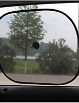Automotivo Parasóis & Visores Para carros Visores de carro Para Universal Tecidos