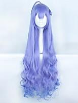 Cosplay Wigs Cosplay Cosplay Anime Cosplay Wigs 100 CM Heat Resistant Fiber Unisex