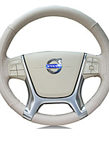 Automotive Steering Wheel Covers(Leather)For Volvo All years All Models