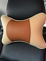 Automotive Headrests For universal All years Car Headrests Leather