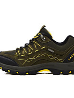 Running Shoes Mountaineer Shoes Unisex Anti-Slip Leisure Sports Low-Top Tulle Latex Rubber Mountaineering Running