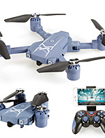 RC Drone HC629W 4CH 6 Axis 2.4G With 0.3MP HD Camera RC Quadcopter Height Holding WIFI FPV One Key To Auto-Return Auto-Takeoff Access
