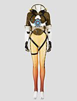 Inspiré par Overwatch Cosplay Vidéo Jeu Costumes de Cosplay Costumes Cosplay Non spécifié Hauts Bottes Plus d'accessoires
