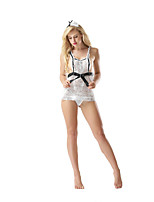Women's Lace Lingerie Ultra Sexy Nightwear,Sexy Lace Floral-Thin Polyester
