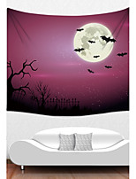 Wall Decor Polyester Halloween Wall Art,1