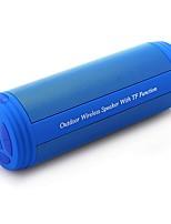 Style mini Extérieur Bluetooth V3.0 3,5mm Noir Vin Bleu clair