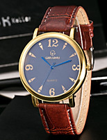 Men's Sport Watch Fashion Watch Unique Creative Watch Casual Watch Chinese Quartz Water Resistant / Water Proof Leather BandUnique