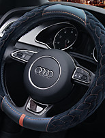 cheap -Automotive Steering Wheel Covers(Plush)For universal General Motors