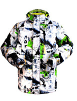 Top Raion Terylene Abbigliamento da neve Abbigliamento invernale Sci Campeggio e hiking Sci alpino Snowboard Vestiti invernali
