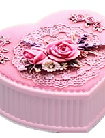 Music Box Toys Novelty Resin Pieces Unisex Birthday Valentine's Day Gift