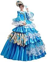 Mago/Strega Da principessa Regina Cinderella Dea Costumi da Babbo Natale Costumi da vampiro Costumi Cosplay Halloween Natale Carnevale