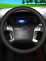 Automotive Steering Wheel Covers(Leather)For Ford Mondeo