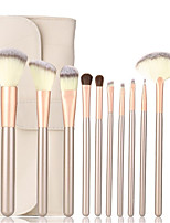 12 pcs Makeup Brush Set Synthetic Hair