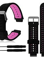 cheap -For Garmin Forerunner 220 230 235 620 630 735XT Replacement Wrist Watch Band Strap