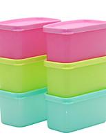 6 Kitchen Plastic Food Storage