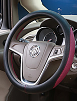 Automotive Steering Wheel Covers(Leather)For Buick All years Excelle 15N Excelle 18T Excelle