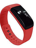 HHY UP08 Smart Wristbands Heart Rate Sleep Monitoring Sedentary Reminders Caller Information Tips Ip67 Waterproof