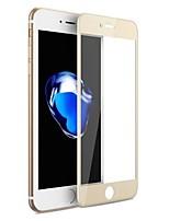 economico -Vetro temperato Proteggi Schermo per Apple iPhone 7 Proteggi-schermo frontale Alta definizione (HD) Durezza 9H Anti-graffi Anti-impronte
