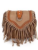 Women Bags All Seasons PU Shoulder Bag Buttons for Casual Office & Career Red Dark Blue Coffee Dark Brown Sky Blue