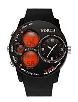 Herrn Kinder Sportuhr Modeuhr Armbanduhr Einzigartige kreative Uhr Armbanduhren für den Alltag Chinesisch Quartz Kalender Wasserdicht