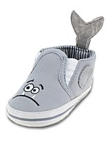 Baby Flats Comfort First Walkers Crib Shoes Spring Fall Fabric Wedding Casual Outdoor Party & Evening Dress Gore Flat Heel Gray Flat