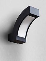 5 integrierte LED Antike LED Modern/Zeitgenössisch Eigenschaft for LED Ministil,Ambientelicht Wandleuchte