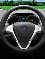 Automotive Steering Wheel Covers(Leather)For Ford All years Ecosport