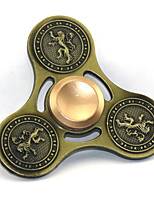 Fidget Spinner Ispirato da Game of Thrones/Il trono di spade Guy Anime Accessori Cosplay Cromo Lega di zinco