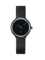 Women's Fashion Watch Quartz Water Resistant / Water Proof Alloy Band Black Silver Gold