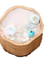 Music Box Toys Circular Wooden Wood 1 Pieces Not Specified Birthday Gift