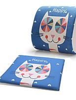 Automotive Headrest & Waist Cushion Kits For universal All years Car Waist Cushions Linen