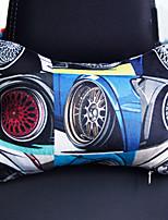 автомобильный Подголовники Назначение Универсальный Все года Подголовники для авто Ткань