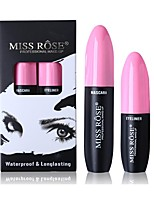Mascara Eyeliner Liquid Fast Dry Long Lasting water-resistant Eye Eyelash