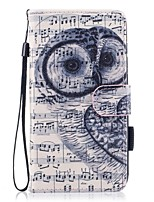 For Case Cover Card Holder Wallet with Stand Flip Magnetic Pattern Full Body Case Owl Hard PU Leather for Huawei Huawei P10 Lite Huawei