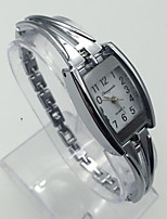 Women's Fashion Watch Bracelet Watch Casual Watch Quartz Alloy Band Casual Silver