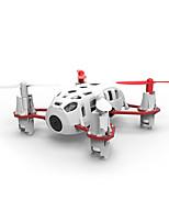 Drone H111C 4 canali 6 Asse Avanti indietro Illuminazione LED Giravolta In Volo A 360 Gradi Segnale Di Batteria Scarica Quadricottero Rc