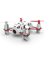 Drohne H111C 4 Kanäle 6 Achsen Vorwärts rückwärts LED - Beleuchtung 360-Grad-Flip Flug Batterie-Warnanzeige Ferngesteuerter Quadrocopter