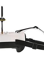 RM7350 FPV Lunettes / VR Drones Plastique dur