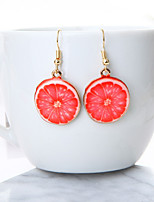 Women's Drop Earrings Fashion Adorable Alloy Fruit Jewelry For Wedding Daily