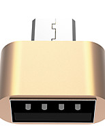 USB 2.0 Adattatore, USB 2.0 to Micro USB 2.0 Adattatore Maschio/femmina
