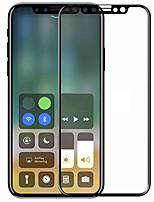 Vetro temperato Proteggi Schermo per Apple iPhone X Proteggi-schermo integrale Durezza 9H A prova di esplosione Anti-graffi Estremità