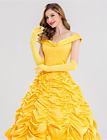 Princess Fairytale Cosplay Costumes Adults' Halloween Festival/Holiday Halloween Costumes Fashion Vintage