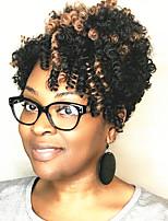 Curly Braids Hair Braid Toni Curl Ombre Braiding Hair 100% kanekalon hair 100% Kanekalon Hair Black/Grey Black/Burgundy Black/Medium