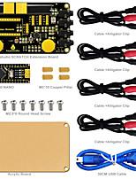 Keyestudio Scratch Kit for Arduino Starter with Scratch Board  PDF Datasheet